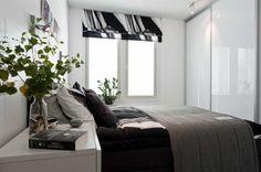 birch branches in bedroom