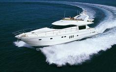 Princess Motoryacht Kroatien - Der Bestseller an der Adria. Die Princess Luxus Yachten geben nicht nur optisch den Ton an. Auch technisch sind die Motorboote stark ausgestattet. In der Kategorie der 5 Kabinen Motorboote findet sich die Princess 23 M und Princess 62 Kroatien wieder.  http://www.segeln-kroatien.com/motoryacht-charter/5-kabinen/princess-motoryacht-kroatien