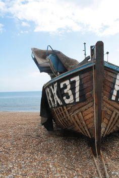 Folkestone boat