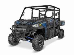 New 2016 Polaris RANGER CREW XP 900-6 EPS ATVs For Sale in Tennessee. Off-road capability for the entire crewPowerful 68 hp ProStar® HO engine features 13% more powerRefined cab comfort and convenience for 6, including industry exclusive Pro-Fit integration