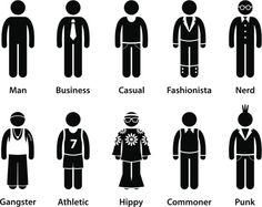 human stick figure clip art | People Man Human Character Type Stick Figure…