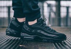 Nike Air Max 95: Black