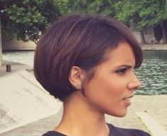 My Summer Hair - Hair Halblang Summer Halblang - Hair Beauty Short Bob Hairstyles, Hairstyle Short, School Hairstyles, Prom Hairstyles, Natural Hairstyles, Hairstyle Ideas, Easy Hairstyles, Short Hair Cuts For Women, Great Hair