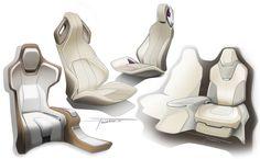 Car Seat Design
