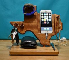 Texas docking station
