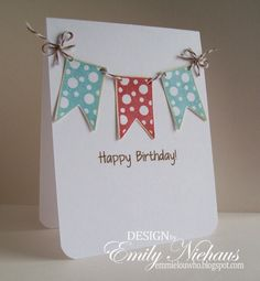 Emmie-Lou Who...Stamps & You!: Birthday Boy Banner....
