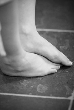 Toe nail fungus. Personally i think heretary. But during my research apple vinegar seems to be a cure for many flaws we get