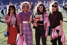 GREASE 2 pink ladies