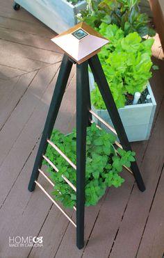 Build a Chic and Easy DIY Garden Trellis | The Garden Glove
