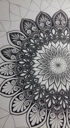 Ideas for adding more to your mandala art with style