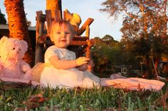 baby one yr photography!