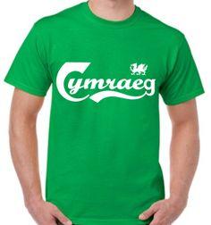 Cymraeg Welsh Wales t-shirt