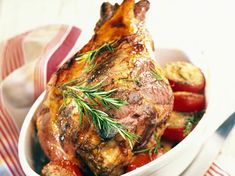gigot d'agneau at DuckDuckGo Duck Recipes, Lamb Recipes, Cooking Recipes, Chef Simon, My Favorite Food, Favorite Recipes, French Food, Charcuterie, Food For Thought