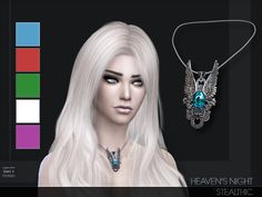 -5 Colors  Found in TSR Category 'Sims 4 Female Earrings'