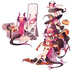 埋め込み Alita Battle Angel Manga, Fan Art Anime, Elizabeth Bathory, Fate Servants, Waifu Material, Fate Anime Series, Kawaii, Fate Zero, Cute Comics