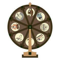 Wheel of Punishment   Season 2 Epsiode 5   The Last Airbender   Avatar   (gif)