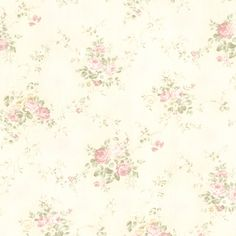 Brewster Home Fashions For Your Bath II Carolina Rose Bouquet x Floral Wallpaper Color: Blush Cheap Wallpaper, Rose Wallpaper, Damask Wallpaper, Brewster Wallpaper, Shabby Chic Theme, Wallpaper Calculator, Pink Paper, Blush Roses, Rose Bouquet