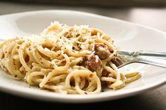 Marcella Hazan's Spaghetti Carbonara