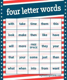 Four Letter O Words.83 Best Four Letter Words Images Four Letter Words Words