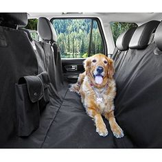 Dog Car Seat Covers Arespark Waterproof NonSlip Pet Hammock Seat Cover for Cars- Black This is one of the most popular items bought online in Pet Supplies category in Canada. Click below to see its Availability and Price in YOUR country.