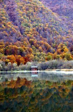 Sky's neighbor Artvin- TURKEY no photoshop Beautiful Places In The World, Places Around The World, Around The Worlds, Amazing Places, Bulgaria, Autumn Scenes, Ankara, Turkey Travel, Istanbul Turkey