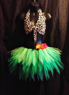 Items similar to Katy Perry inspired neon Tutu Roar Costume Outfit Jungle Tutu Queen Tutu Only - FREE flower crown on Etsy Katy Perry Halloween Costume, Halloween Costumes, Easy Halloween, Diy Costumes, Adult Costumes, Costume Ideas, Samba, Lilo Costume, Jungle Costume