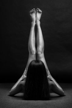 Russian Photographer Captures The Beauty Of Women's Bodies With B&W 'Bodyscapes' | Bored Panda | Mark Geoffrey Kirshner