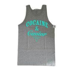 Cocaine Caviar heather and tiffany tanks available now at www.houseoftreli.com