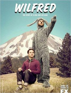 Wilfred..... i love this show