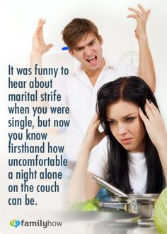 10 things you should never say to your wife - Funny article to share with the men in your life!