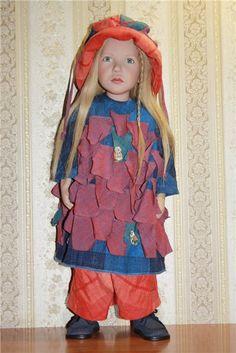 Mattia, Zwergnase 2004 год / Коллекционные куклы (винил) / Шопик. Продать купить куклу / Бэйбики. Куклы фото. Одежда для кукол