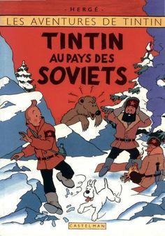 Tintin - Pastiches, parodies & pirates -4- Tintin au pays des Soviets