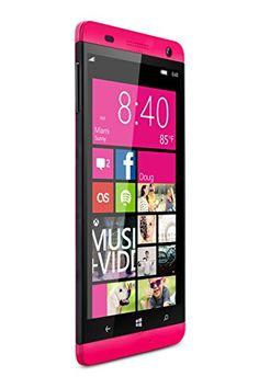 BLU Win HD 5-Inch Windows Phone 8.1, 8MP Camera Unlocked Cell Phones - Pink BLU http://www.amazon.com/dp/B00NQGFQFE/ref=cm_sw_r_pi_dp_hj0Evb1JANCBS