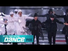 Group Performance: Top 18 Perform | SO YOU THINK YOU CAN DANCE | FOX BRO...