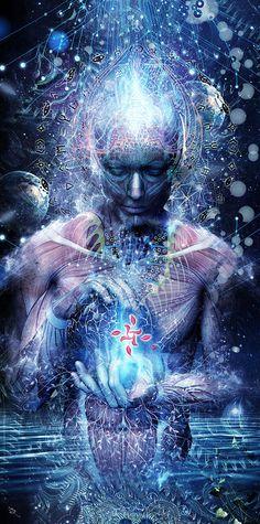 """""""La chispa divina que hay en mí reconoce la chispa divina que hay en ti"""". Namaste"""