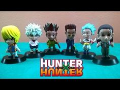 Hunter X Hunter Miniature #hunterxhunter Video: https://www.youtube.com/watch?v=IOt_jWY9N9A Shop: http://www.sakurashop-bg.com/index.php?route=product/product&product_id=768