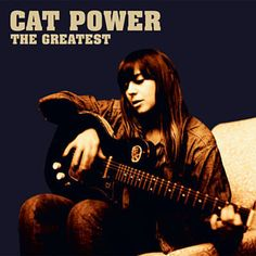 Cat Power - The Greatest LP - Urban Outfitters Chan Marshall, Alternative Artists, Great Albums, Record Collection, Types Of Music, Original Song, Music Lessons, Greatest Hits, Happily Ever After