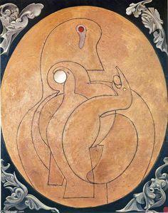Max Ernst - Das innere Sehkraft Sie die ei