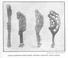 Cutting implements termed maripi, sometimes erroneously termed weapons. Once Were Warriors, Whale Rider, Polynesian People, Tiki Lounge, Maori Designs, Tlingit, Maori Art, Kiwiana, Lost Art