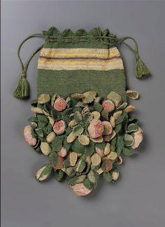 Lady's Bag, circa late 18th century