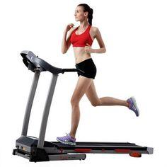 Folding Portable Treadmill Cardio Foldable Compact Exercise - Small treadmill for home