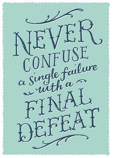 A Single Failure - Imgur