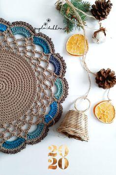 Free Crochet Doily Patterns, Crochet Mat, Crochet Doily Diagram, Crochet Mandala, Crochet Home, Filet Crochet, Crochet Designs, Crochet Doilies, Crochet Stitches