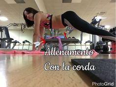 Allenamento con la corda Bodyrock Workout - YouTube