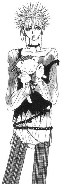 Shinichi was my favorite character from Nana Manga Art, Manga Anime, Anime Art, Manga Illustration, Illustrations, Shin Nana, Yazawa Ai, Nana Manga, Nana Komatsu