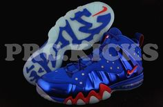 newest collection 0aa99 6674e Nike Barkley Posite Max Release Date and Detailed Pictures Energy Fire  555097 300