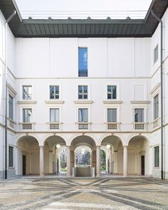 Glimpse inside Milan's Palazzo Citterio – fresh from a €23m restoration