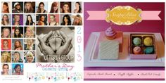 """2013 Mothers Day Celebrity """"SWAG""""    We will be gifting 30 new Celebrity Mommy's some Soapy Yumminess! Each Momma will receive a Mini Pink Champagne Cupcake Bath Bomb, Vanilla & Honey Truffle Buffer and a Box of Sunshine Bathtub Candy! Your Mom or special lady in your life will LOVE some soapy """"Swag""""!"""