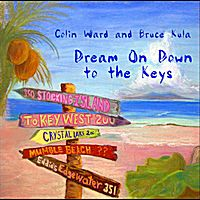 A new album of island music from Colin and Bruce Kula.  Only $9.99 downloaded from CD Baby!