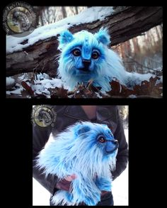 SOLD Hand Made Floppy LIFE SIZED Baby Tundra Bear! by Wood-Splitter-Lee.deviantart.com on @deviantART